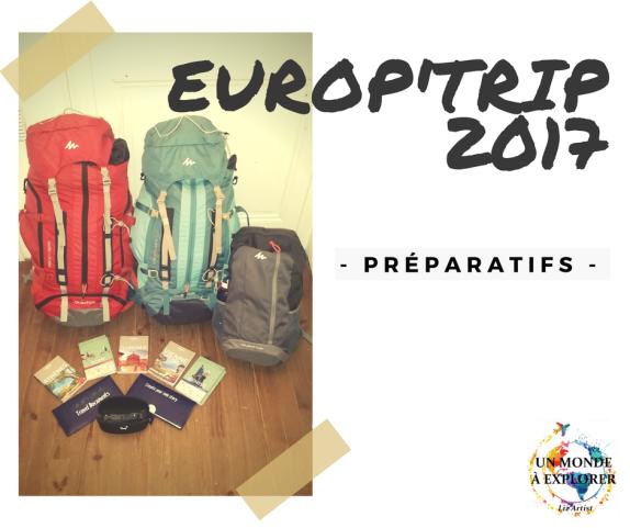 Europ'Trip 2017